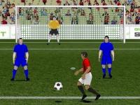 Флеш игра Нападающий 2: Итальянская лига