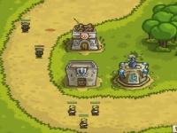 Флеш игра Нападение на королевство
