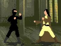 Флеш игра Нападение ниндзя