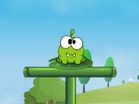 Флеш игра Напои лягушек