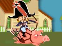 Флеш игра Наполеон глупец
