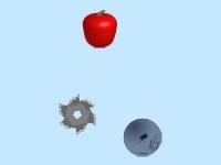 Флеш игра Нарезка фруктов