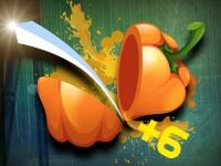 Флеш игра Нарезка овощей