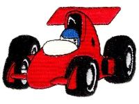 Флеш игра Нарисованный автомобиль формулы 1: Пазл