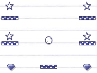 Флеш игра Нарисованный прыгающий мяч