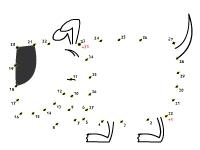 Флеш игра Нарисуй маленькую собачку