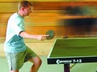 Флеш игра Настольный теннис