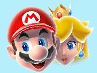 Флеш игра Настоящий Марио