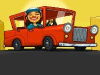 Флеш игра Навык парковки 2