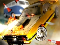Флеш игра Навыки вождения