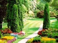 Флеш игра Найди бусы в саду