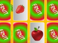 Флеш игра Найди пару фруктов