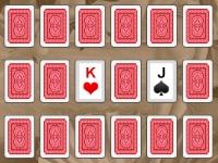 Флеш игра Найди пару карт