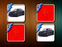 Флеш игра Найди пару спортивных машин