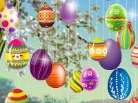 Флеш игра Найди пасхальные яйца