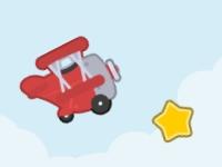 Флеш игра Нажми, чтобы лететь!