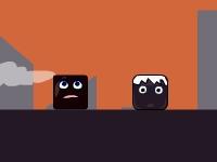 Флеш игра Нажми чтобы прыгнуть: Новые уровни