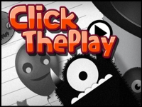 Флеш игра Нажми на кнопку PLAY