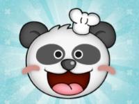 Флеш игра Нажми на панду