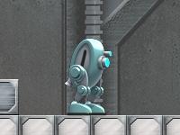 Флеш игра Неисправный робот