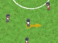 Флеш игра Необычный футбол