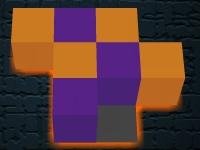 Флеш игра Неоновые кубики
