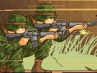Флеш игра Непобедимая армия 5
