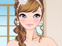 Флеш игра Невеста в белом платье