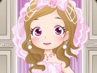 Флеш игра Невеста в розовых тонах