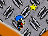Флеш игра Ниндзя робот 2