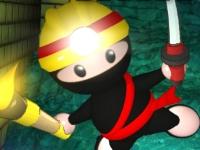 Флеш игра Ниндзя-шахтер 2