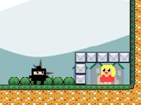 Флеш игра Ниндзя спаситель
