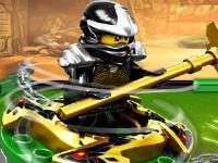 Флеш игра Ниндзяго: Энергетическое копьё 2