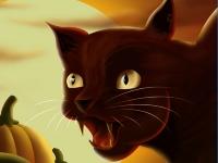 Флеш игра Ночь на Хэллоуин: Поиск чисел