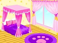 Флеш игра Новая спальня для принцессы