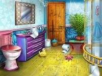 Флеш игра Новая ванная для Эльзы
