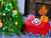 Флеш игра Новогодняя елка