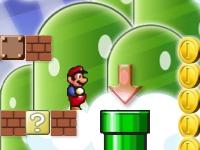 Флеш игра Новые приключения Марио 2