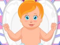 Флеш игра Няня для младенца