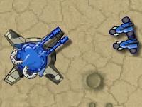 Флеш игра Оборона в пустыне 2