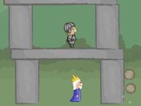 Флеш игра Оборона замка