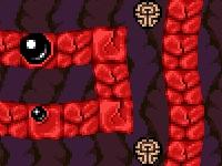 Флеш игра Очисть организм от вируса