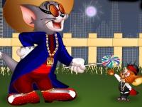 Флеш игра Одень Тома и Джерри