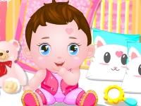 Флеш игра Одень милого ребенка