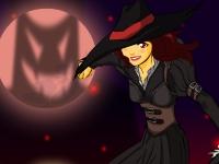 Флеш игра Одень охотника на вампиров
