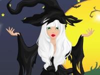 Флеш игра Одень ведьму Веронику