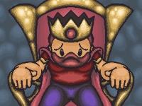 Флеш игра Одинокий король