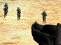 Флеш игра Одинокий патруль