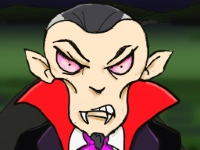 Флеш игра Одолей вампира