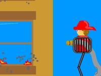 Флеш игра Огненный шторм